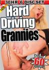 30hr Hard Driving Grannies {6 Disc} Sex Toy Product