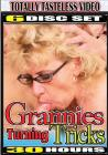 30hr Grannies Turning Trick {6 Disc} Sex Toy Product