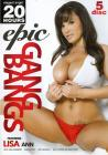 20hr Epic Gang Bangs {5 Disc Set} Sex Toy Product