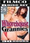 30hr Whorehouse Grannies{6 Disc Set} Sex Toy Product