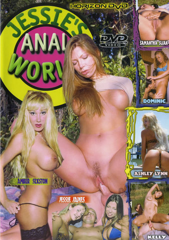 Jessies Anal World