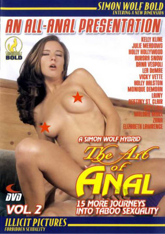 Art Of Anal 02
