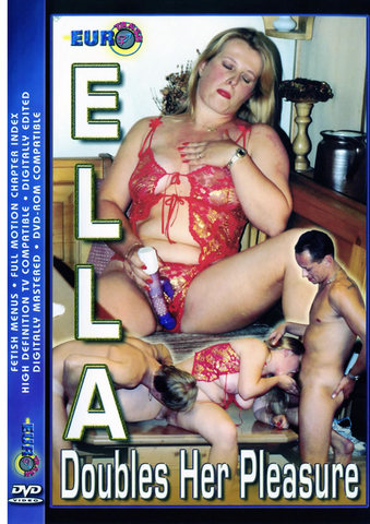 Ella Double Her Pleasure