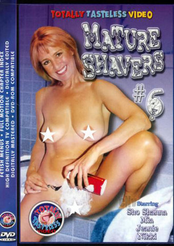 Mature Shavers 06 Sex Toy Product