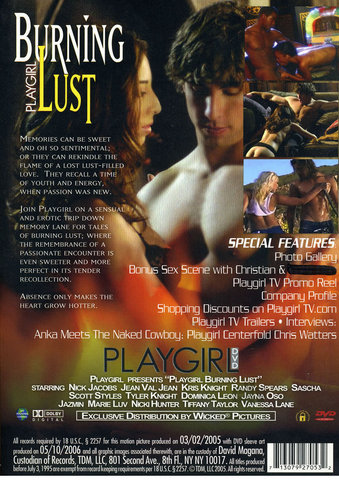 Burning Lust Playgirl 02