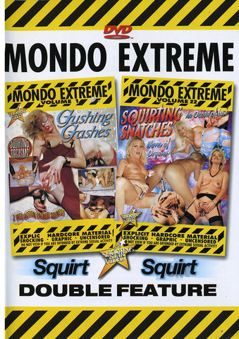 Mondo Exterme Squirting Snataches