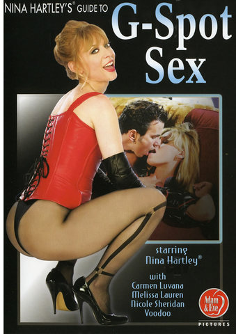 Nina Hartleys Guide To G Spot Sex
