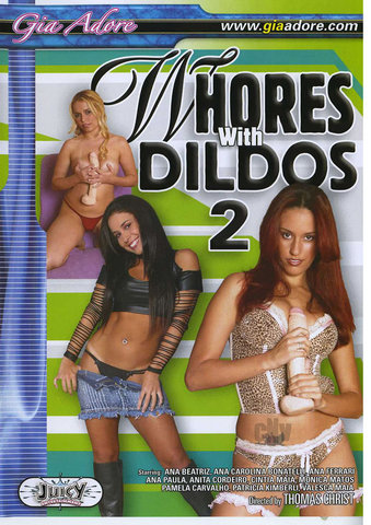 Whores With Dildos 02