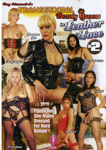 Trans Beauty Queens 02 Leather Lace