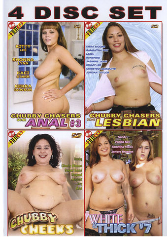 Thick Chicks 01 {4 Disc Set}