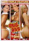 Please Drill My Ass Vol 1-3 {3 Disc Sex Toy Product