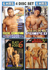 Body Builders 04 {4 Disc Set}