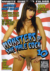 Monsters Of Shemale Cock 10