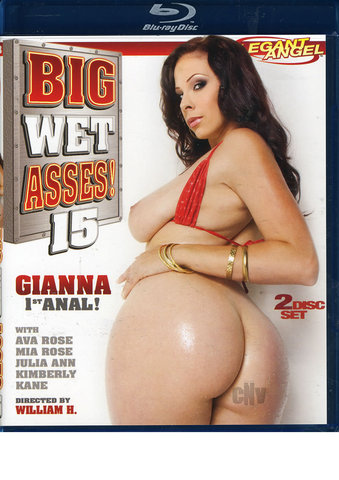 Blu-Ray Big Wet Asses 15 [double disc]