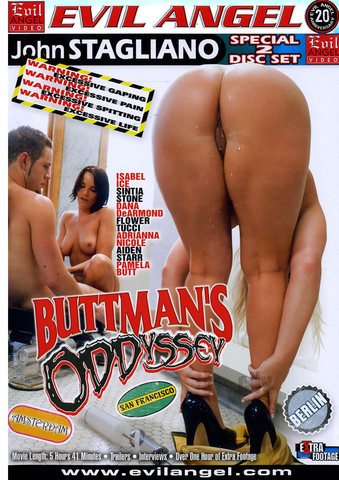 Buttmans Odyssey [double disc]