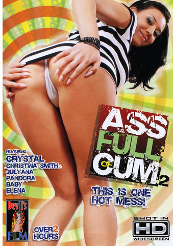 Ass Full Of Cum 02