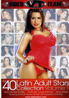 Top 40 Latinas Adult Stars