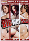 Big Wet Asses 01-03 {3 Disc Set}