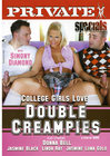 College Girls Love Double Cream Pies