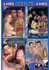 Bi Curious 01 {4 Disc Set}