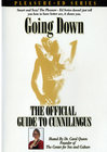 Going Down Offcial Guide to Cunnilingus