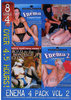 Enema 4 Pack 02 {4 Disc Set}