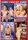 Whos Grandma Fucking {4 Disc Set}