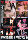 Punishment 4 Pack 19 {4 Disc Set}