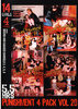 Punishment 4 Pack 20 {4 Disc Set}