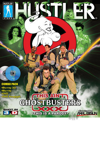 This Aint Ghostbusters Xxx 3d [double disc]