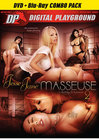 Masseuse 02 [double disc] Bluray And  comb