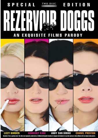 Rezervoir Dogs Parody [double disc]