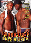 Black Logs On Fire Sex Toy Product