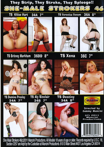 Shemale Strokers 46