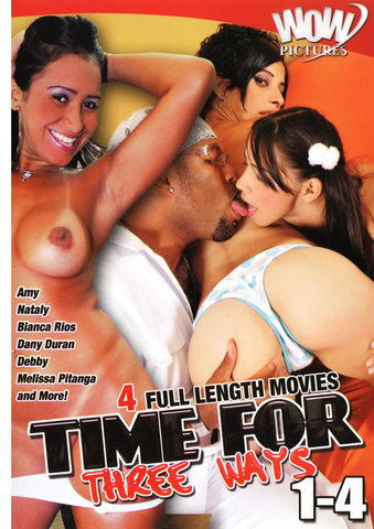 Time For Three Ways 01-04 {4 Disc Se