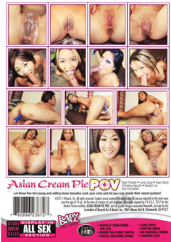 Asian Cream Pie Pov
