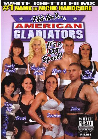 American gladiator dildo