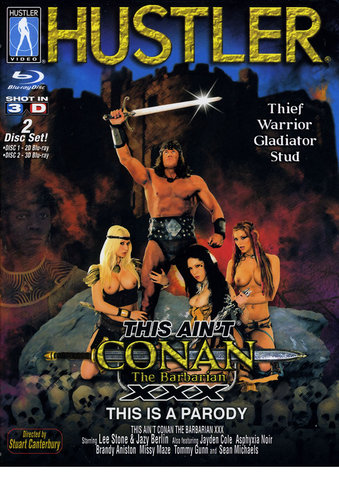 BlueRay This Aint Conan The Barbarian Xxx