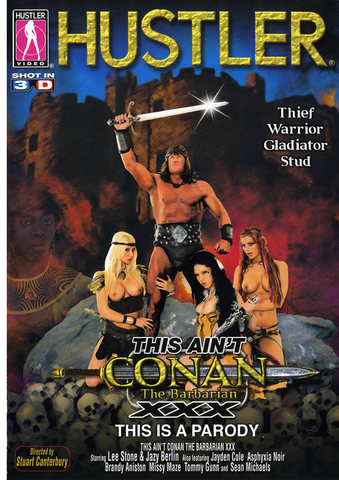 This Aint Conan The Barbarian Xxx