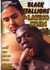 Black Stallions And Latino Studs 02