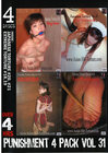 Punishment 4 Pack 31 {4 Disc Set}