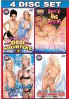 My Moms A Squirter {4 Disc Set}
