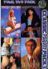 Classic Parody 4 Pack 03 {4 Disc Set