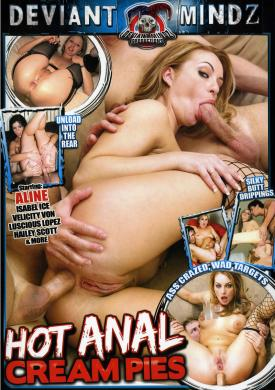 Hot Anal Cream Pies
