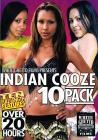 Indian Cooze 10pk {10 Disc Set}
