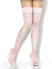 Fantasy Lingerie- Lace Top Sheer Thigh High Stocking