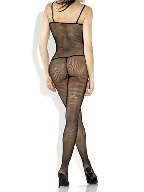 Fantasy Lingerie- Seamless Fishnet Bodystocking
