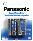 Panasonic Battery C - 2 pack