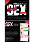 Sex smarts daily 2012 calendar - arouse your curiosity