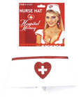 Hospital honey nurse hat